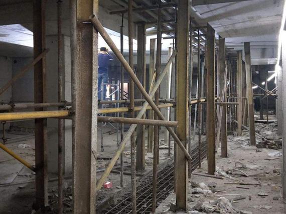 工字钢安装施工